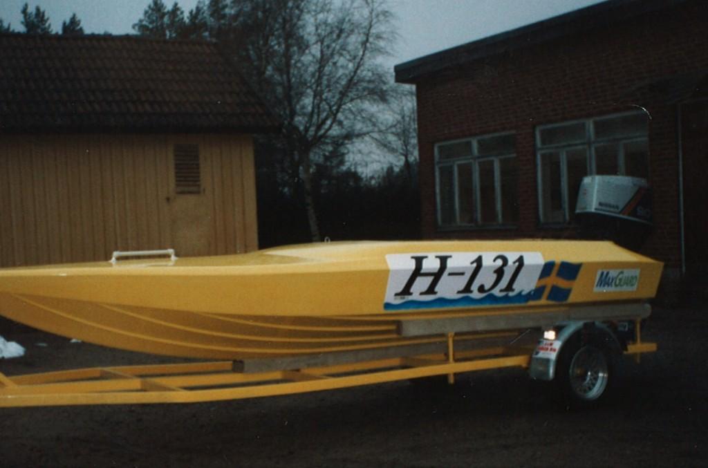 h-131 1995 nybyggd